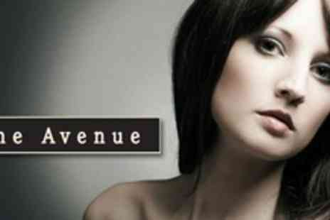The Avenue - Cut and Finish With Conditioning Treatment - Save 72%