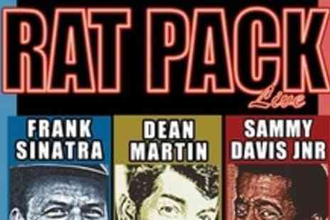 Rat Pack Live - Ticket to See Legends of Las Vegas - Save 50%