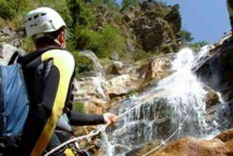Action Adventure Activities - Choice of Outdoor Activity Canyoning River Tubing Mountain - Save 63%