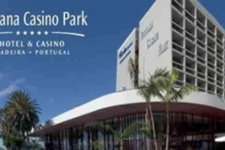 Pestana Casino Park - Three Night Break For Two With Breakfast and Casino Credit - Save 58%