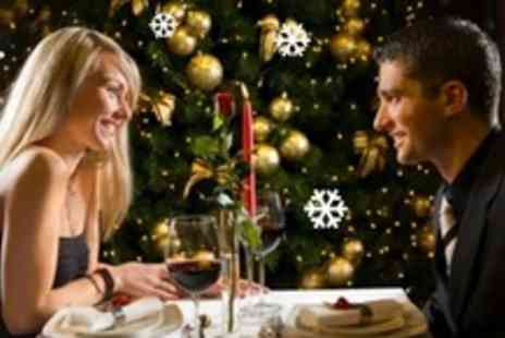 Chilton Country Pub and Hotel - Three Course Christmas Meal For Two With Drink Each and Entertainment - Save 65%