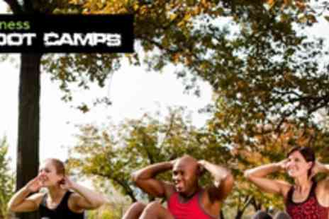 Fast Fitness - 5 intensive Boot Camp sessions - Save 83%