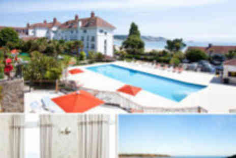 St Brelades Bay Hotel - Three nights B&B for Two People - Save 65%