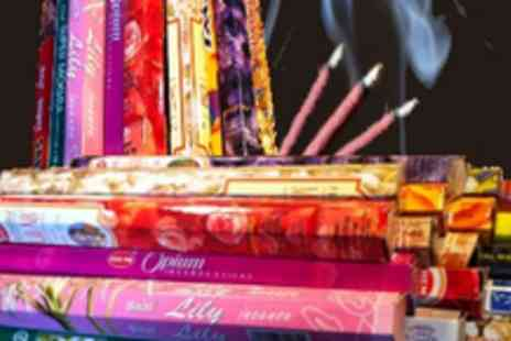 India Bazaar - 20 packet Ultimate Incense Gift Set - Save 64%