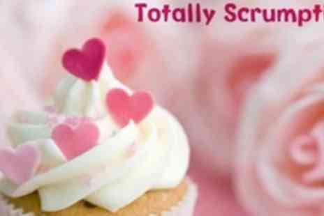 Totally Scrumptious - Half Day Cupcake Decorating Course For Two - Save 67%