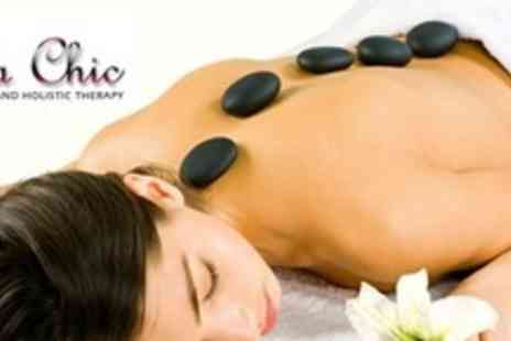 La Chic Hair and Beauty - Choice of One Hour Massage - Save 64%