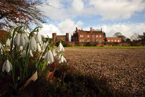 Hodsock Priory - Family pass to see the stunning snowdrops - Save 50%