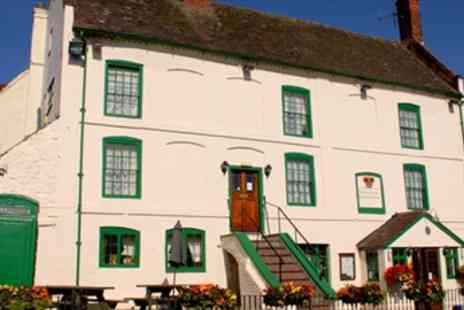 The Crown Country Inn - Award Winning Dinner for 2 at Village Inn - Save 51%