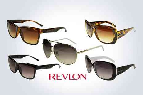 Brand Arena - Pair of Revlon designer sunglasses - Save 92%