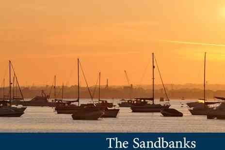 Sandbanks Hotel - 2 Nights for 2 in Poole - Save 47%