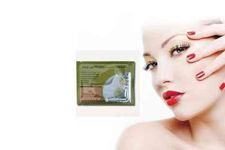 Posh Treat - Crystal Collagen Eye Patches 10 Pack - Save 45%