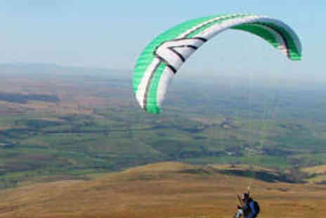 Sunsoar Paragliding - One Day Paragliding Course - Save 55%