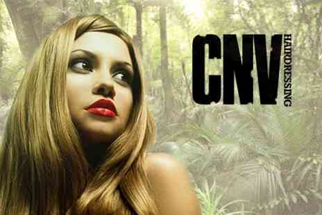 CNV Hairdressing - Six Month Reusable Discount Voucher Giving - Save 50%