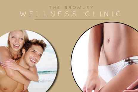 The Bromley Wellness Clinic - Laser Lipolysis Three Sessions - Save 43%