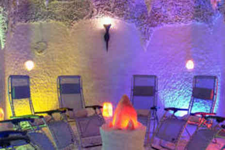Serenity in Shrewsbury - Salt Cave Experience and Afternoon Tea for One - Save 65%