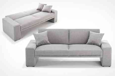 World of Sofa Beds - Haiti Fabric Sofa Bed in a Choice of Colours - Save 52%