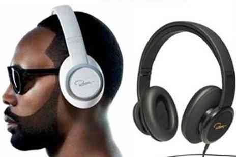 007DailyDeals Shop - WeSC Chambers by RZA Premium Headphones - Save 60%