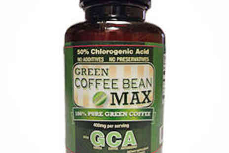 Green Coffee - 60 Green Coffee Bean Max Capsules - Save 53%