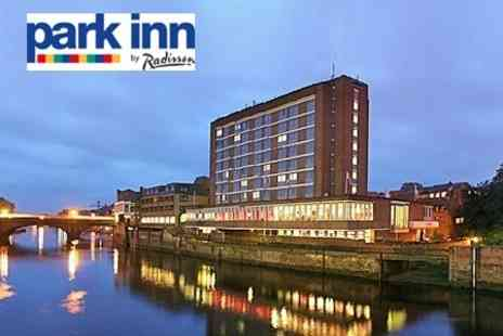 Park Inn - One Night Stay For Two With Breakfast and £40 Towards Dinner - Save 36%