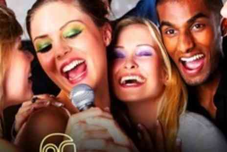 Nine Rooms Karaoke - Two Hours of Karaoke For Six With Drinks and Mince Pies - Save 72%