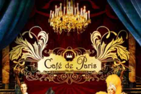 Caf de Paris - VIP entry to Miss Clubs Final - Save 60%