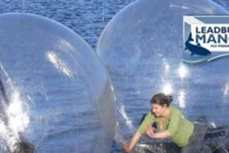 Leadburn Manor - Water Zorbing For Two - Save 80%