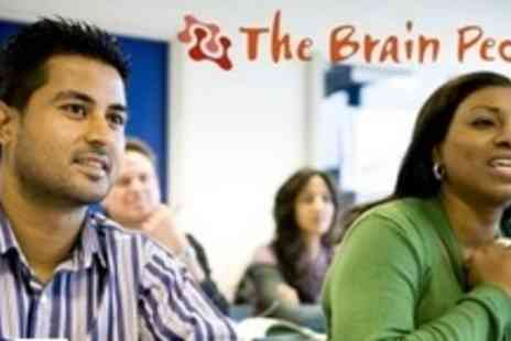 The Brain People - Seven Day Neuro Linguistic Programming Master Practitioner Course - Save 68%