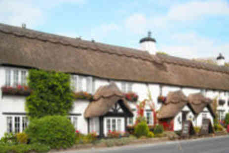 The Hoops Inn - Two night Devon stay for two - Save 61%