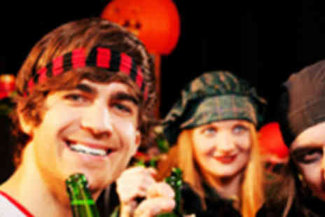 Village Hotel Newcastle - Two Tickets to Halloween Dinner Party - Save 66%