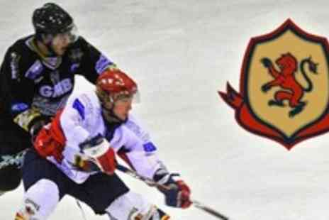 Edinburgh Capitals - One Ticket to Watch Edinburgh Capitals Ice Hockey Team - Save 53%
