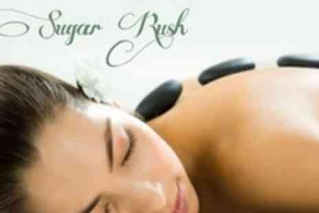 Sugar Rush - Hot Stone Massage Plus Indian Head Massage - Save 63%