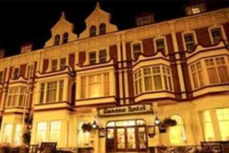 Dunoon Hotel - Two Night Stay For Two With Four Course Meal, Breakfast and Bottle of Prosecco on Arrival - Save 52%