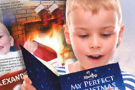 My Perfect Story - Personalised Childrens Christmas Book - Save 50%