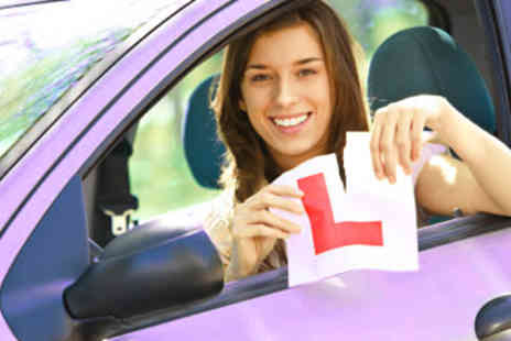 Independent Instructors Network - 3 Hours of Driving Lessons - Save 75%