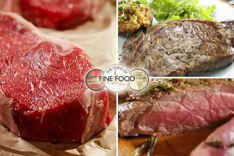 Westin Gourmet - A Great British prime sirloin steak hamper - Save 54%