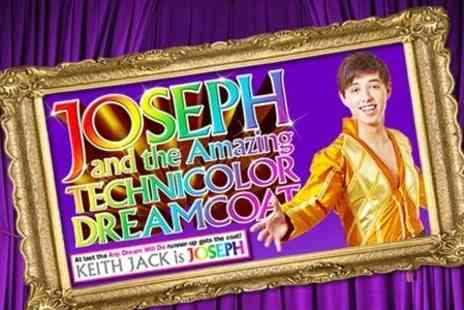 Aylesbury Waterside Theatre - Tickets to Joseph and the Amazing Technicolor Dreamcoat - Save 50%
