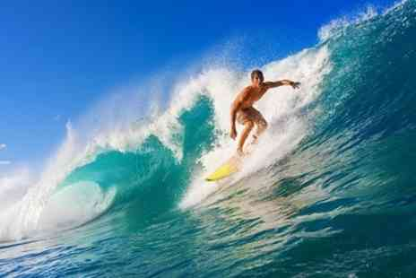 Feral Surf Tours - In France Seven Night Tipi Stay With Lessons, Meals and Wine Tasting - Save 51%