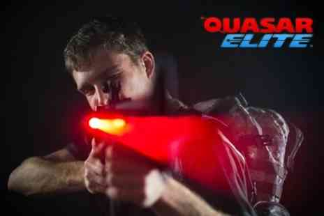 Quasar South Shields - One Hour Game For Two - Save 50%