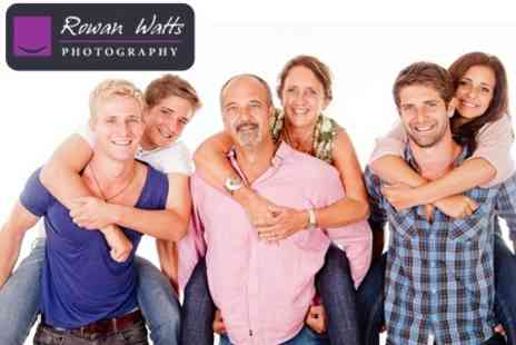 Rowan Watts Photography - Photoshoot With Framed Print, Six Prints, and Two Digital Images - Save 95%