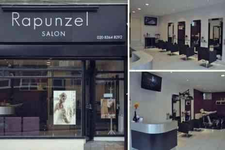 Rapunzel Salon - Cut and Finish - Save 51%
