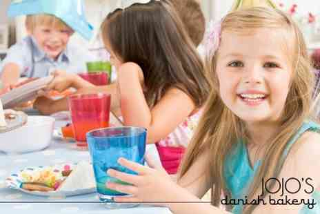 Jo Jos Danish Bakery - Childrens Baking or Decorating Class For One - Save 40%