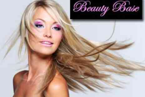 Beauty Base - Cut, Blowdry + L�Oreal Treatment plus 50% off all Colour - Save 68%