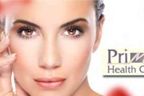 Prime Health and Beauty Clinic - Voucher Towards a Choice of Facial Injection Treatments - Save 67%