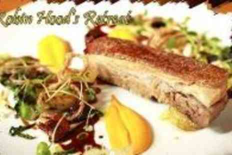 Robin Hoods Retreat - Six Course Taster Menu With Glass of Wine For Two - Save 62%