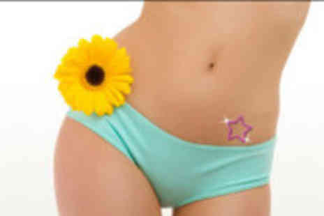 ABsolutely FABulous Salon - Vajazzle and bikini wax - Save 72%