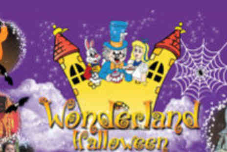 Wonderland Telford - Entry for two and adults and two children - Save 62%