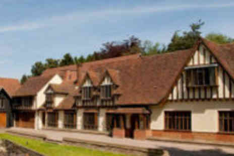 The Great Hallingbury Manor - Two night for two people - Save 75%