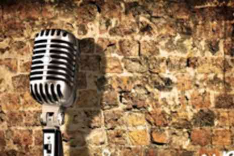 Jongleurs Comedy Club - Comedy Night with an evening of pizza, bubbly, laughter - Save 62%