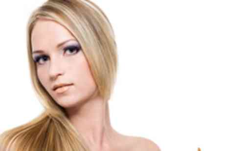 Dappa Hair Boutique - MoroccanOil conditioning treatment, cut and blow dry - Save 63%