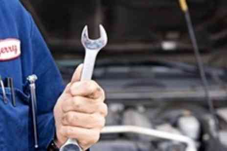 Aria Motor Company - MOT, Service, Engine Diagnostic Check, 40 Point Winter Check and Car Wash - Save 71%